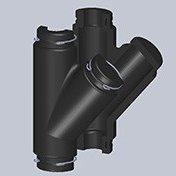 snímatelná izolace DH BOX pro filtr závitový